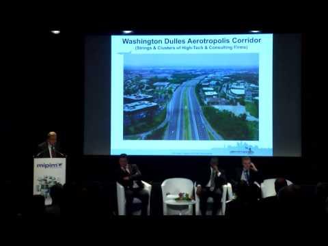 Airport areas as economic engine