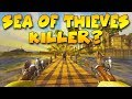ATLAS - Sea Of Thieves KILLER?  A NEW ARK GAME DLC or MOD? wildcard or snail (leaked trailer)