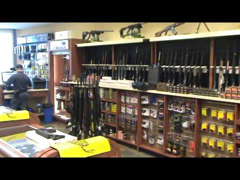 GUN WORLD-DEERFIELD BEACH FLA.