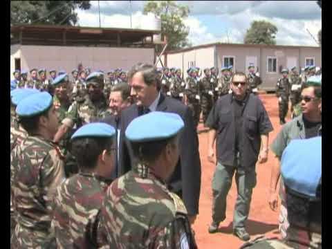MaximsNewsNetwork: DR CONGO: UN PEACEKEEPING: ALAIN LE ROY