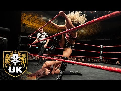 """Ray battles Storm in an """"I Quit"""" Match and more: NXT UK highlights, Feb. 27, 2020"""