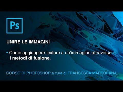 PHOTOSHOP CC - Tutorial 15: Unire immagini tramite i metodi di fusione thumbnail