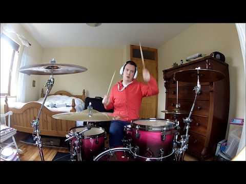 Bryan Adams - Cloud No. 9 Drum Cover.