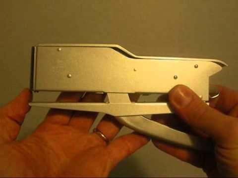 """Dispositivo anti-inceppamento delle cucitrici """"ZENITH"""" art. 551"""