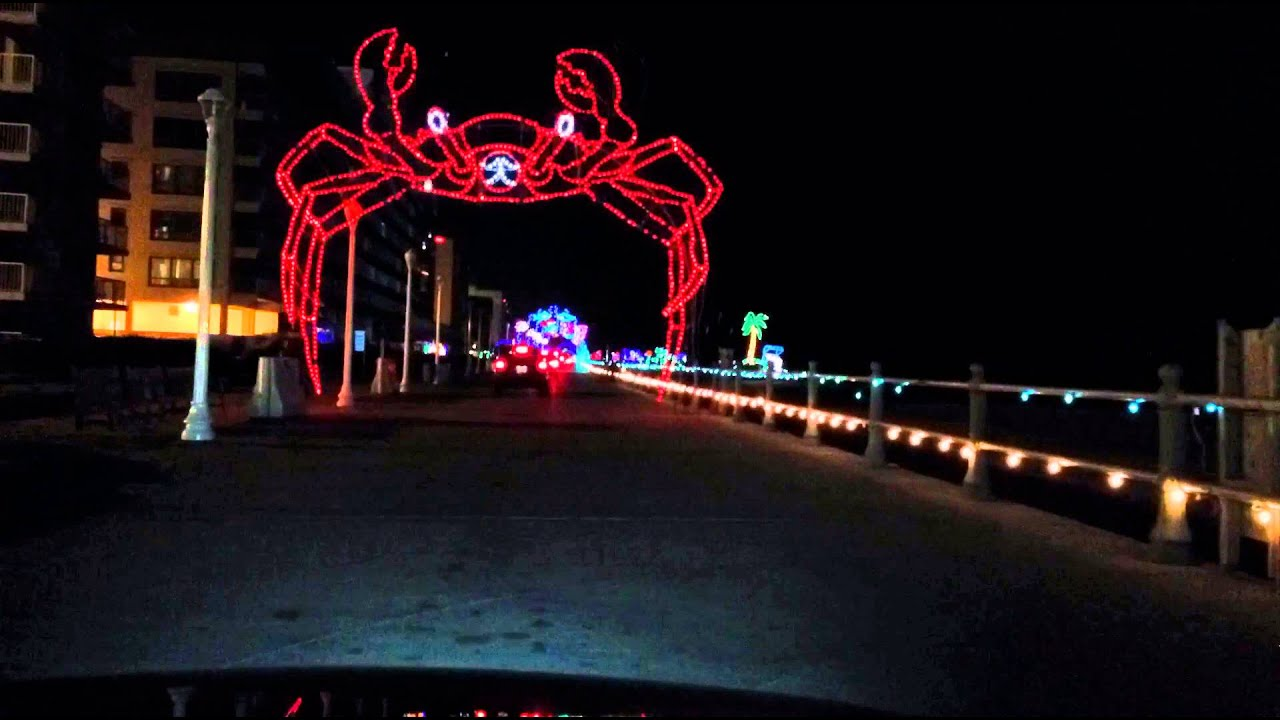 va beach christmas lights - Virginia Beach Christmas Lights