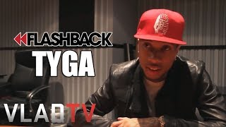 Tyga on How He Met Lil Wayne (Flashback)