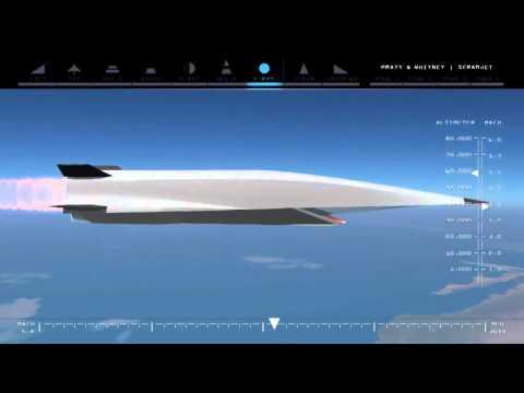 Всё об оружии России и мира  X 51 ГиперЗвуковая крылатая ракета