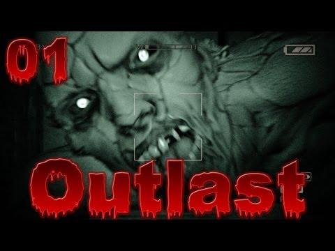 Let's Play Outlast [Deutsch-FullHD-Cam] #01 - Die Anstalt