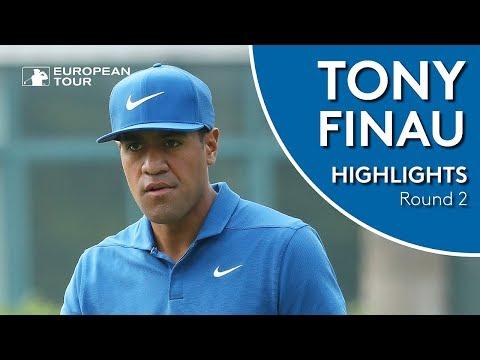 Tony Finau Highlights | Round 2 | 2018 WGC - HSBC Champions