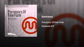 Sonicsoul (Original Mix)