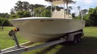 ALBEMARLE 242 CC DIESEL Boat For Sale