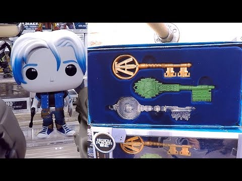 Ready Player One Movie Funko Pop Vinyl Figures At The 2018 New York Toy Fair