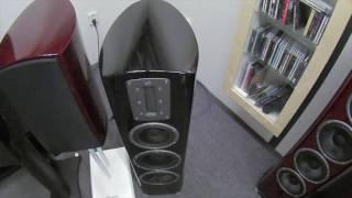 видео Напольная акустика Quad Z4