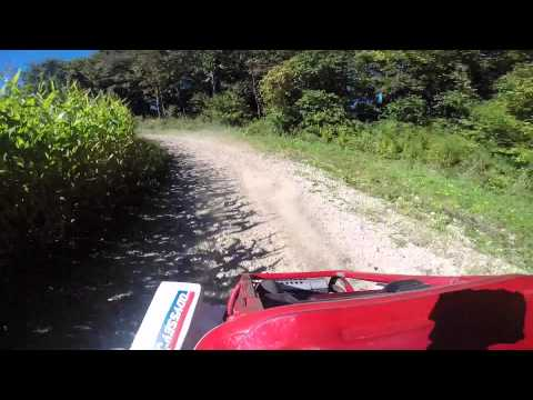 Honda Odyssey FL350 - Ride Along Video GoPro