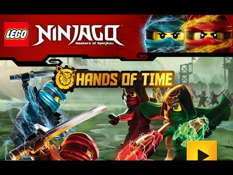 LEGO NINJAGO WU CRU HANDS OF TIME UPDATE Gameplay Android / iOS ...