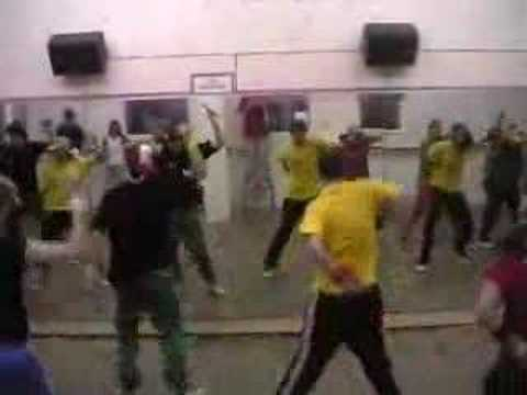 Stuart Fusion Funk Tuesday Rudeye Dance Class @ Pineapple