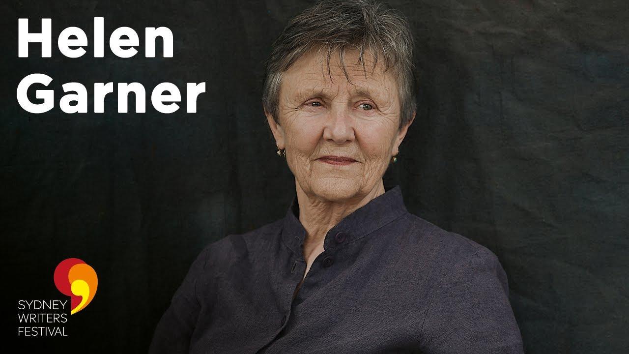 Helen Garner: Guardian Australia's Book Club   Sydney Writers' Festival