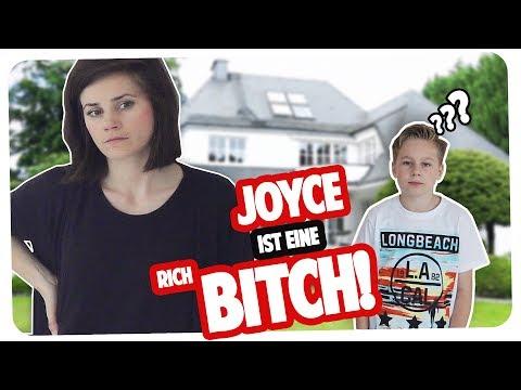 Joyce ist 'ne richtige Bitch | Prank