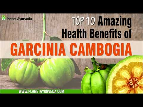 Top 10 Amazing Health Benefits Of Garcinia Cambogia
