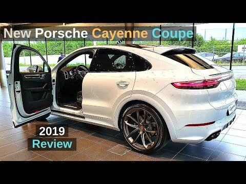New Porsche Cayenne Coupe 2020 Review Interior Exterior