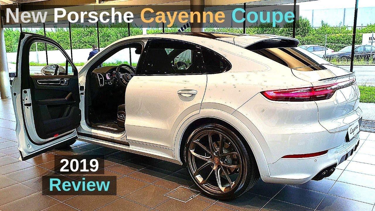New Porsche Cayenne Coupe 2020 Review Interior Exterior Youtube