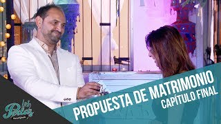 Nino le pide matrimonio a Perla | Capítulo final | Los Perlas
