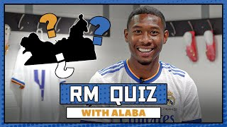 HOW good is ALABA's Real Madrid KNOWLEDGE?