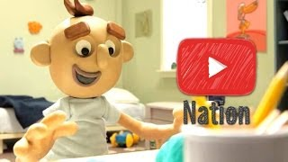 Repeat youtube video 8 Handmade Stop-Motion Masterpieces!