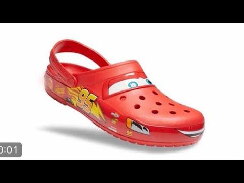 The Lightning McQueen Crocs Story