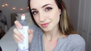 [ASMR] Whispered & Relaxing Skincare On You ~