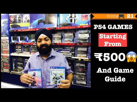 Cheap PS4 Games For Budget Gaming|| Buying Guide|| Where To Buy||