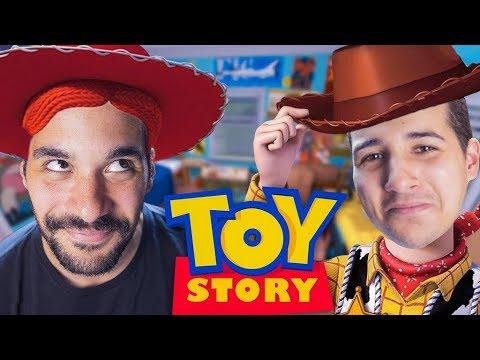 JEREMY - DOUBLAGE DE TOY STORY !