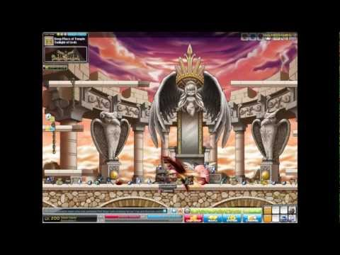 AxedMS Pink Bean Solo With Dual Blade (Maplestory)
