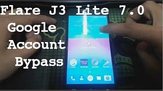 Cherry Mobile Flare J3 Lite  FRP Bypass