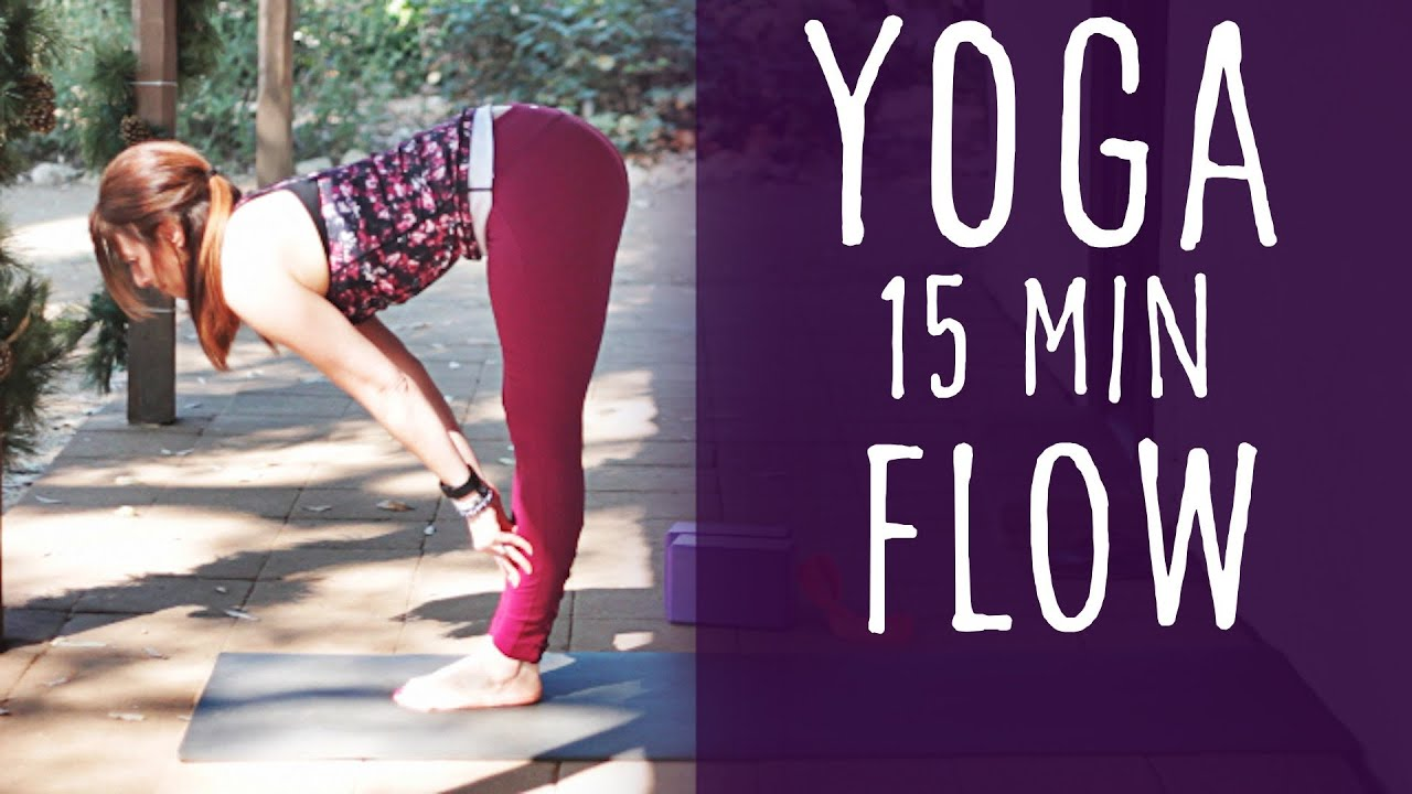 Watch Yoga Videos: A Relaxing Flow to Beat Sunday Scaries video