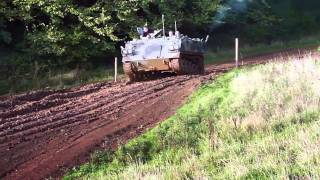 Military Activity Driving Experience in Bristol - Red Letter Days