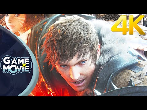 FFXIV A REALM REBORN PS5 - Film Complet (Game Movie) FR 4K Part 1