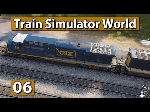 TRAIN Sim WORLD #6 ► RANGIEREN & BLAMIEREN ► Der ZUG Simulator