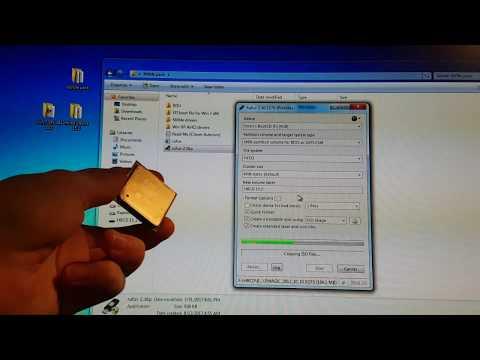 NVMe Clover guide for Windows 7 SP1 x64 (using PGA 478 with EM64T)