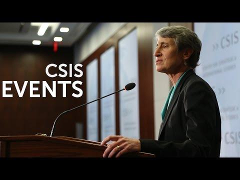Statesmen's Forum: Secretary of the Interior Sally Jewell