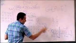 03 - Linear block coding  || Eng.Amr Salah