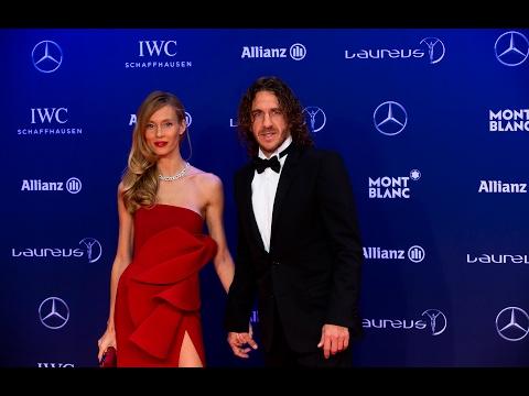 FC Barcelona at Laureus Awards 2017
