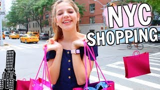 SHOPPING in New York! I found a new store!!