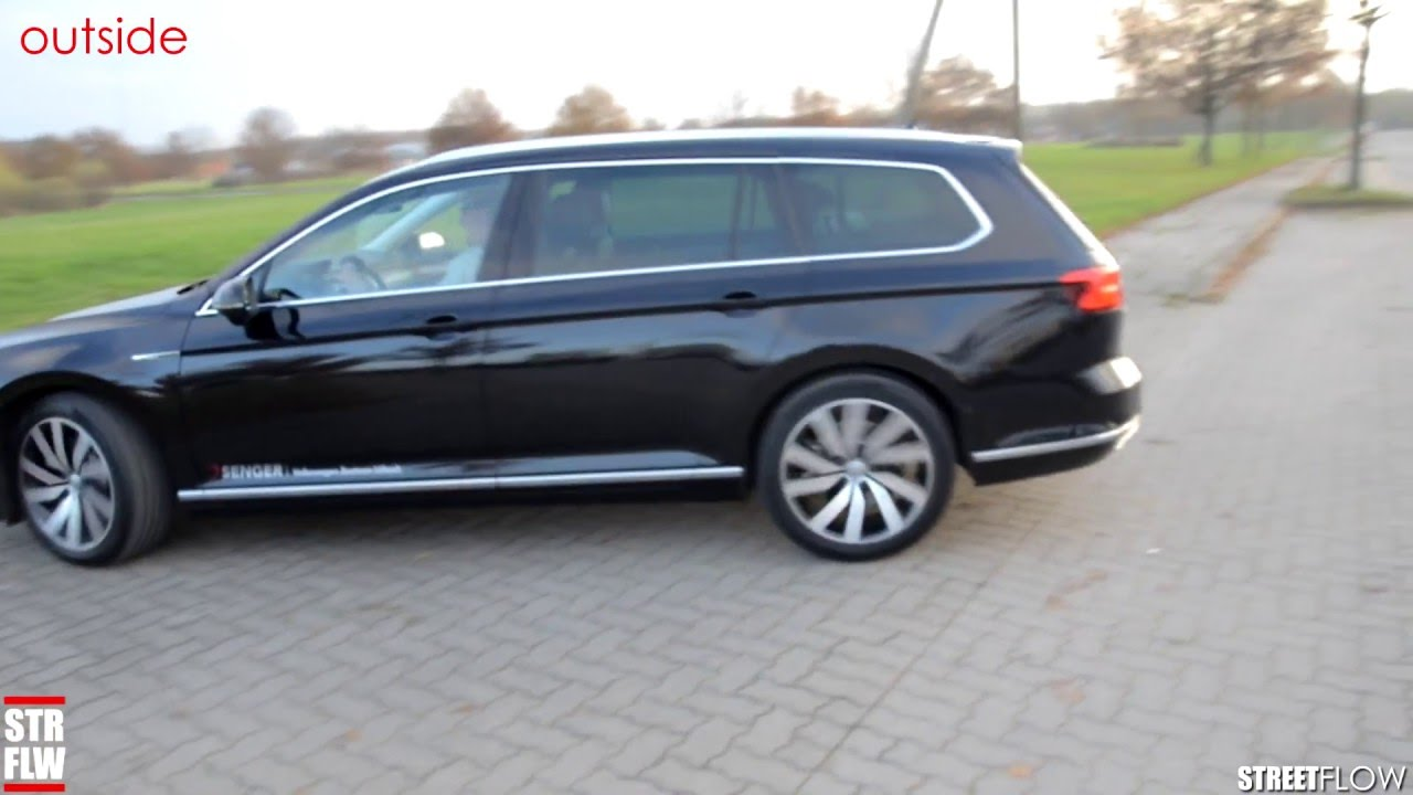 volkswagen passat b8 variant estate tdi 240hp first drive. Black Bedroom Furniture Sets. Home Design Ideas