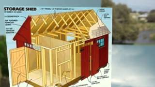 My Shed Plans By Ryan Henderson