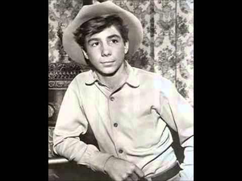 Johnny Crawford  I don't need you