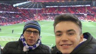 Portsmouth v Charlton Athletic Away - fournilwrittenalloverit