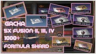 5x Fuse Formula Shard (Fusion 2,3,4) | LIFEAFTER SURVIVAL GAME