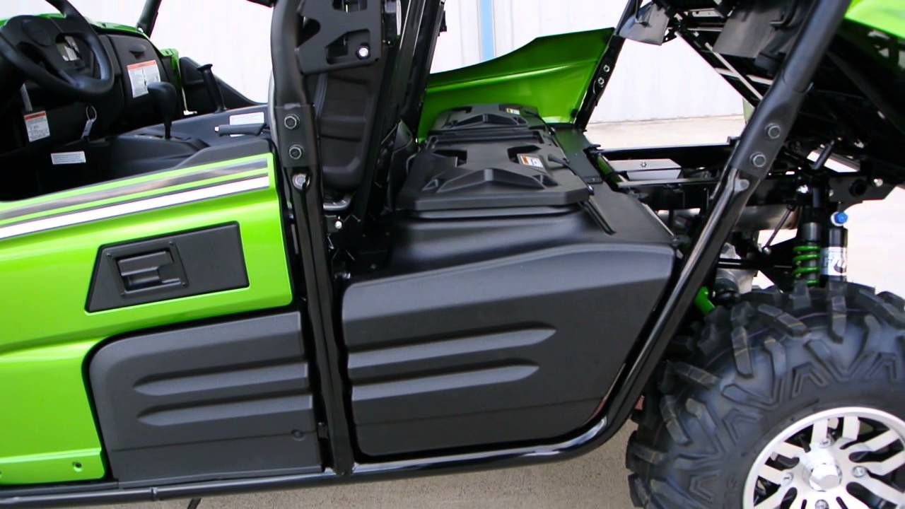 $14,999 for sale 2014 kawasaki teryx le in candy lime green review