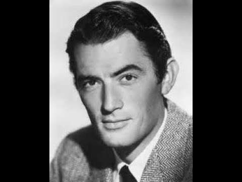 Gregory Peck (1916-2003) actor